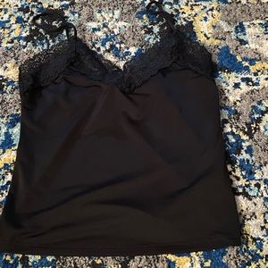 A black cami